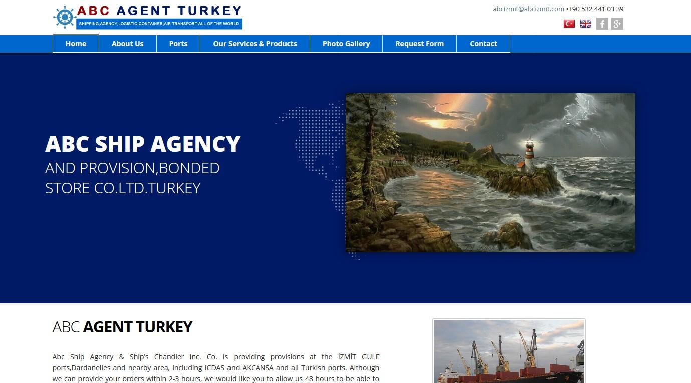 Abc Agent Turkey