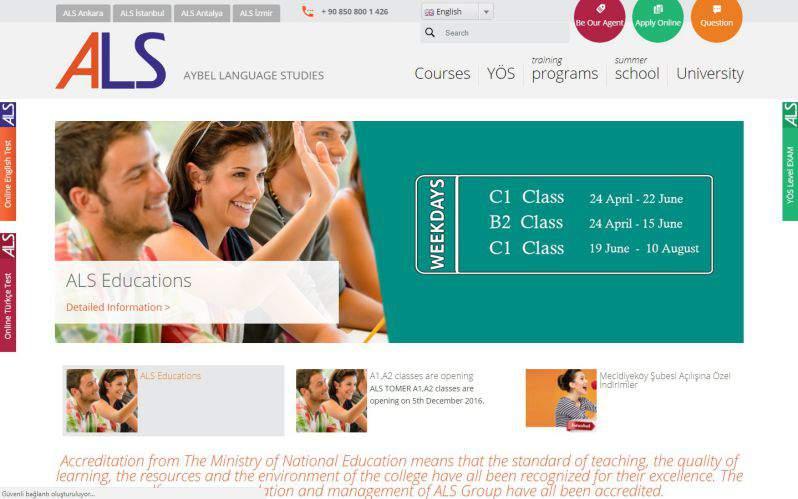 Als Group Education