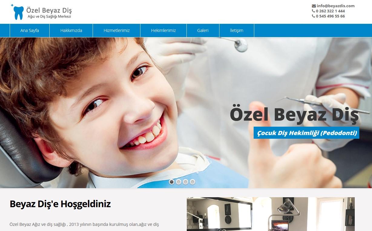 Beyaz Diş Ağız ve Diş Sağlığı Merkezi