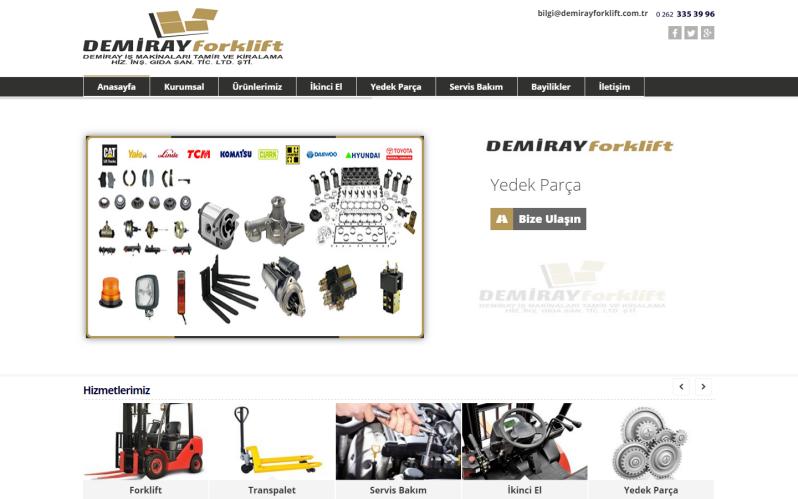 Demiray Forklift