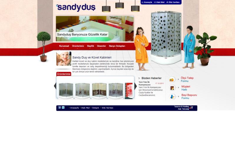 Sandy Duş