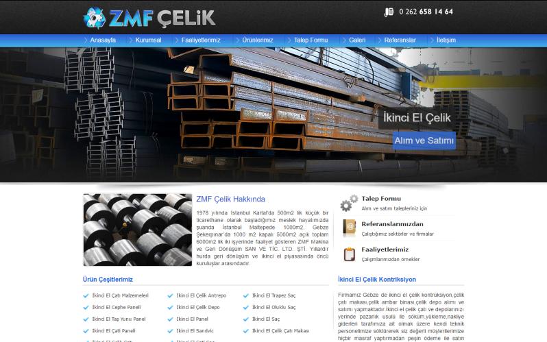 ZMF Çelik