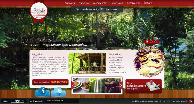 Maşukiye Şelale Restaurant